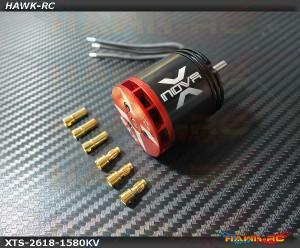 Xnova XTS 2618-1580kv 10P Shaft A