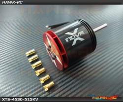 Xnova XTS 4530-525kv 4+5YY (1,5mm thick Wire) Shaft E