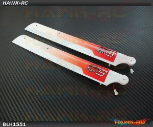 Blade Night Blade Set for the Night 230 S - BLH1551