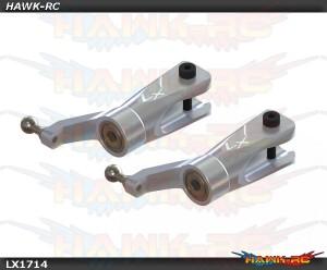LX1714 - 230S/250CFX - Main Grip Set Thrusted - Silver