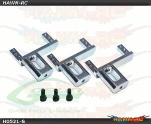 Aluminum Servo Support - Goblin 380