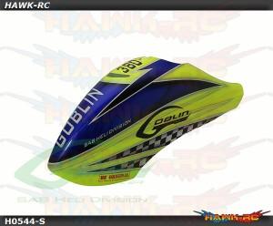 Canomod Airbrush Canopy SAB Yellow/Blue - Goblin 380