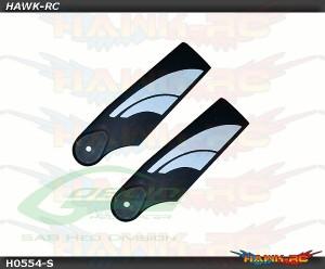 Plastic Tail Blades - Goblin 380