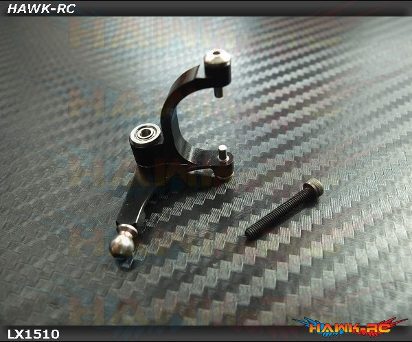 LYNX Precision Tail Bell Crank Lever - GOBLIN 380/500/570