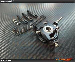 LYNX Ultra Swash Plate Black - G380