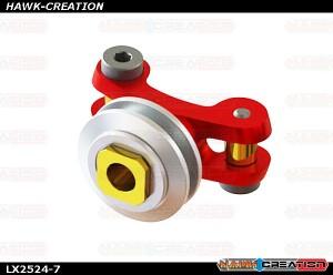 LYNX  - FireBall 280 - Tail Pitch Slider, Red