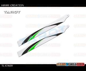 Tarot 470L/SAB380/HELI 380 Blade TL47A09