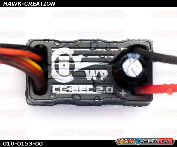 CC BEC 2.0 WATERPROOF VOLTAGE REGULATOR
