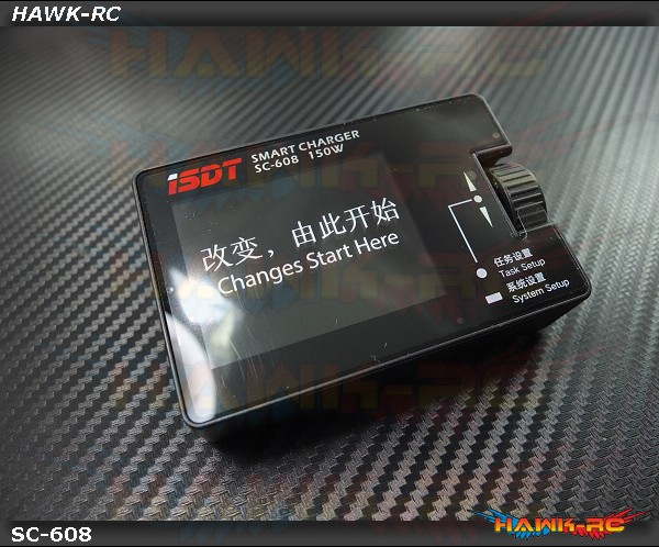 ISDT Smart Charger SC-608 150W