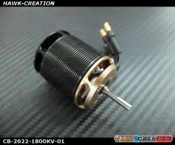 Combove 2622-1800KV (For Gaui X3 , X3L , KDS Chase 360)