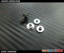 GDW DS290MG Digital Micro Size Servo Gear Set