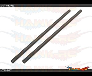 X3 Tail Boom  (Torque Tube & 385L Sretch Belt Version, 2pcs)