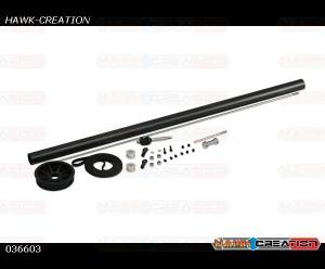 Gaui X3 Stretch Belt Conversion Pack (X3L)