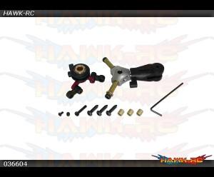 X3 CNC 3 Blades Tail Rotor Head Upgrade Kit