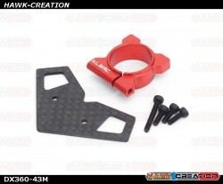 NEW X360 CNC Metal Stabilizer Mount X3 216131 Replacement Upgrade