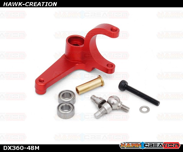NEW X360 CNC Metal Bell Crank Lever  X3 216143 Replacement