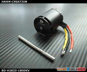 BlackDiamond H2825-1800KV Motor