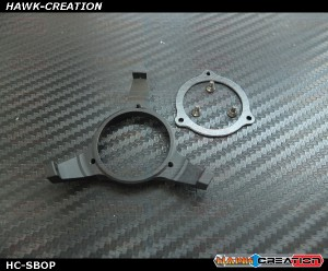 Hawk Creation Aluminium CCPM Swashplate Bottom (Outer Plate) - X3/L