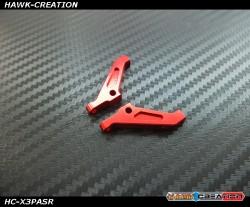 Hawk Creation Pitch Arm Set For Hawk Creation Gaui X3 Metal Main Rotor Grips