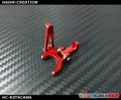 Hawk Creation GAUI X3 Metal Tail Rotor Control Arm Assembly With Arm Mount