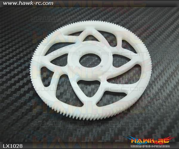 LYNX CNC Slant Main Gear 131T - Gaui X3