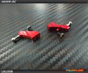 LYNX Main Grip FBL Grip Arm Spare Red - Gaui X3