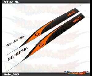 HALO CF Main Blades 385mm (CFA)