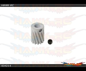 Ceramic Coated Pinion Gear pack(13T-for 3.5mm shaft)