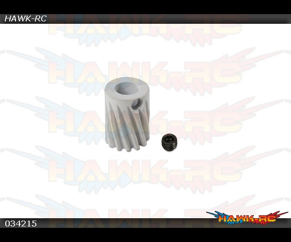 Ceramic Coated Pinion Gear pack(12T-for 5.0mm shaft)