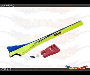 FORMULA Carbon Fiber Tail Boom (Blue, For X5)