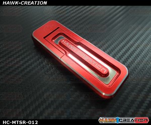 Hawk Creation CNC Magnetic Transmitter Stand - Red