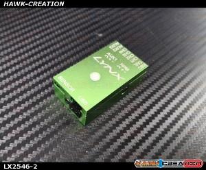 Lynx - VBAR NEO Aluminium Case Rev B - Green