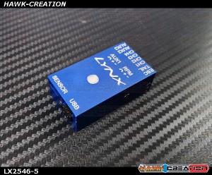 Lynx - VBAR NEO V2 Alu Case - Blue
