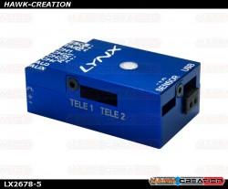 LYNX - VBAR NEO V1 Alu Case - Blue