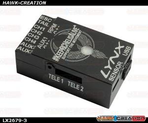 LYNX - VBAR NEO V1 Alu Case - Black - KRCHA Edition