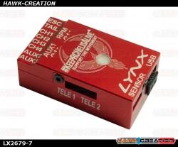 LYNX - VBAR NEO V1 Alu Case - Red - KRCHA Edition