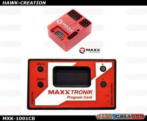 MXK-1001CB MAXX Pro Flybarless System COMBO