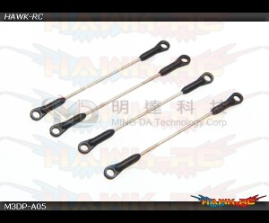 MD5/6 - M3DP-A05 - Standard FBL Head Link Rods