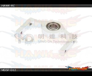 MD5/6 - MD5P-D12 - Motor Shaft Support - 6mm