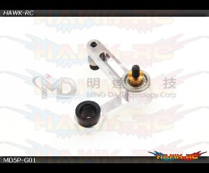 MD5/6 - MD5P-G01 - Tail Pitch Control Arm