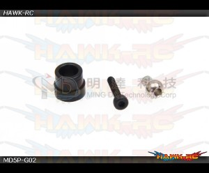 MD5/6 - MD5P-G02 - Tail Pitch Slider Control Ball