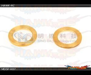 MD5/6 - MD5P-K07 - Main Shaft Washers