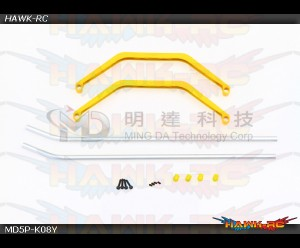 MD5/6 - MD5P-K08Y - Skid Set - Yellow