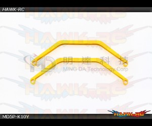MD5/6 - MD5P-K10Y - Skids - Yellow