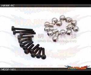 MD5/6 - MD5P-N01 - Servo Linkage Balls