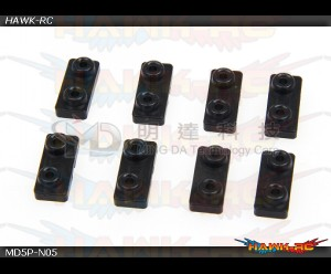 MD5/6 - MD5P-N05 - Servo Nuts