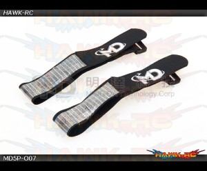 MD5/6 - MD5P-O07 - Battery Straps