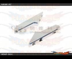 MD5/6 - MD6P-B04 - Main Blade Grip Arms (Standard FBL Head)