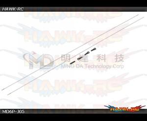 MD5/6 - MD6P-J05 - MD6 Tail Control Rod