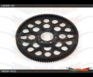 MD5/6 - MD6P-K03 - V2 Main Gear - M1.0